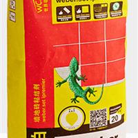 西安供应(世界500强圣戈班.韦伯)粘结剂