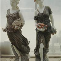 全国供应现代艺术石雕西方人物雕塑