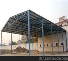 企石镇横沥镇彩瓦棚铁皮棚搭建设计工程公司