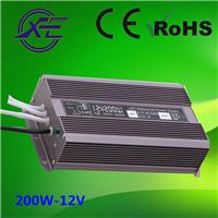 供应200W12V恒压防水电源