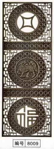 供应铝雕金属不锈钢门花