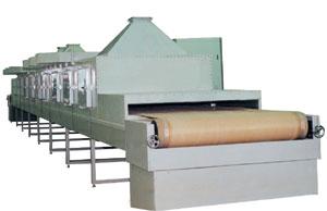 微波纸板干燥设备