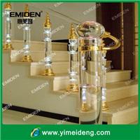 供应新款豪华YMD-003豪华水晶楼梯扶手