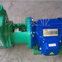 防腐泵80FZS-32塑料自吸泵离心泵管道泵