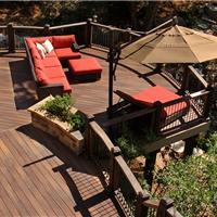 威海生态木塑木WPC环保木再生木PVC长城板