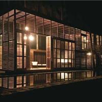 钢结构不锈钢铝型材钢化中空夹胶防晒LOWE玻璃阳光房