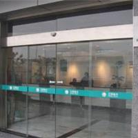 供应惠州玻璃感应门,玻璃自动门