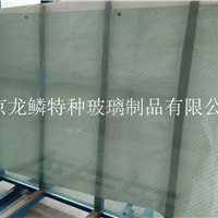防火夹丝玻璃 夹丝玻璃