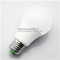 光亿迅供应LED塑包铝球泡灯河南低价球泡灯