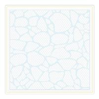 高品质艺术天花 萨丁海舞 原生态铝基材