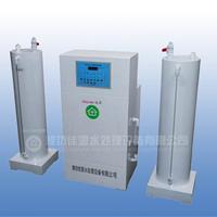 HB-500全自动分体式二氧化氯发生器选型