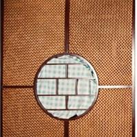 竹藤生态装饰材料厂专业定制工程装饰藤编