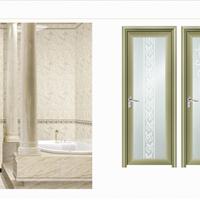 室内铝合金套装门