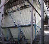 铜铝板带生产线气箱式脉冲布袋除尘器