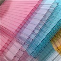 生产4-20mmPC蜂窝板、阳光板,厂家直销价格