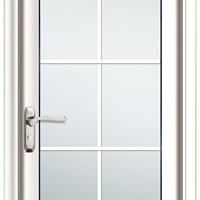 平开门锁较好的铝门