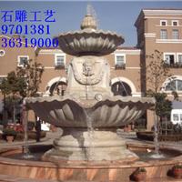 供应黄绣石喷泉  花岗岩喷泉