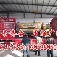 江苏HBT40细石混凝土泵|徐州地面垫层施工