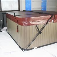 供应腾龙舒适浴缸盖支架户外浴缸配件9800E