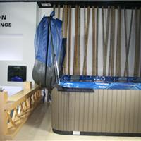 供应腾龙舒适浴缸盖支架室外浴缸配件8500