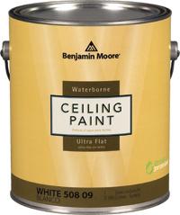 本杰明摩尔乳胶漆508本杰明涂料天花漆