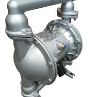 不锈钢气动隔膜泵,铸铁,铝合金