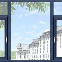 佛山派美瑞门窗大量平开窗