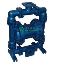 供应QBY衬氟气动隔膜泵|衬氟电动隔膜泵