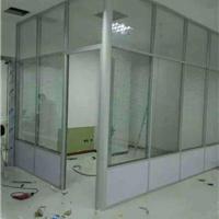 广州办公室玻璃隔断铝合金隔断高隔断高隔间