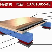 指接篮球馆木地板 工厂漆运动木地板
