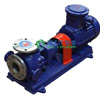 IR型防爆耐腐蚀保温化工泵