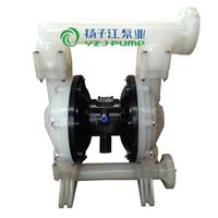 供应隔膜泵:QBY型塑料气动隔膜泵(单边型)