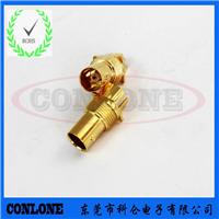 HD-SDI高清BNC焊板式镀金插座