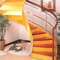 供应双钢板楼梯