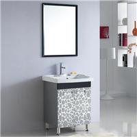 供应 不锈钢浴室柜 洗衣柜 8101