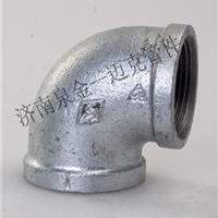 济南迈克玛钢管件/丝扣管件/热镀锌管件