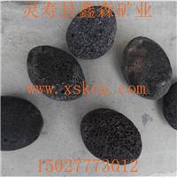 供应火山石滤料 红色火山石 磨脚石