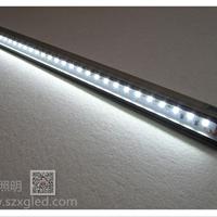 深圳厂家供应5050单色全彩LED线条灯