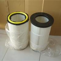 供应浮法玻璃车间专用覆膜除尘滤筒320x1000