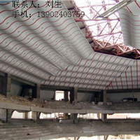 供应造型吊顶铝单板艺术天花