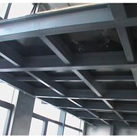 供应宁波镇海区钢结构阁楼――楼梯厂家