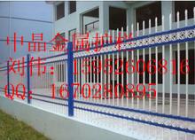 供应镇江静电喷涂围墙栏杆价格