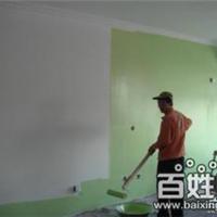 北京朝阳区西坝河专业粉刷墙面  打隔断