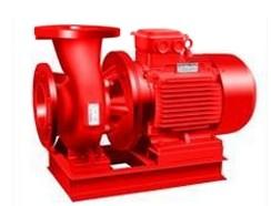 供应XBD-W卧式消防泵|消防泵厂家