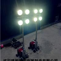 车载式升降工作灯-移动式照明灯组