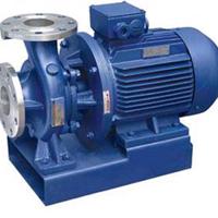厂家供应ISWH卧式不锈钢管道离心泵