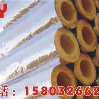 供应耐高温铝箔岩棉管厂家/大量批发岩棉板管/岩棉管多少钱
