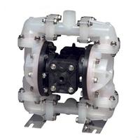 美国胜佰德塑料气动双室隔膜泵 化工气动泵