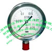 YZ-100真空压力表、YB-160精密压力表
