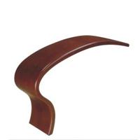 厂家订做各种弯曲木家具配件沙发扶手